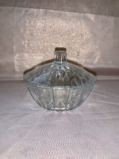 Candy Dish with Lid